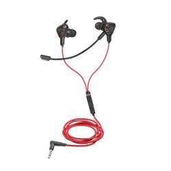 Trust GXT 408 Cobra Multiplatform Gaming Earphones Black Red 23029