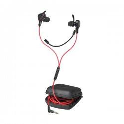 Trust GXT 408 Cobra Multiplatform Gaming Earphones Black Red 23029