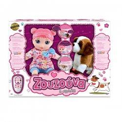 Ιδέα Ζουζούνα & Σκυλάκι με glitter και ασύρματο κοντρόλ 14570