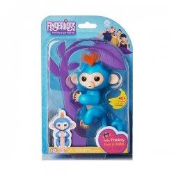 WowWee Fingerlings Baby Monkey Blue Botis 3703