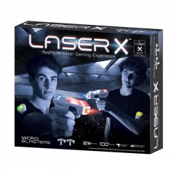 Skyviper NSI Laser X Micro Double 88053 (Σετ Laser Όπλα για 2 παίκτες)