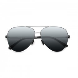 Xiaomi Mijia TS Γυαλιά ηλίου Unisex Polarized Aviator UV 400 Grey SM005-0220