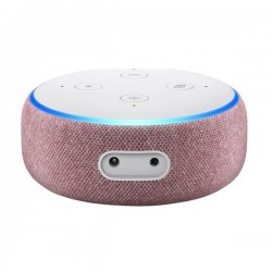 Amazon Echo Dot (3rd Gen) Plum