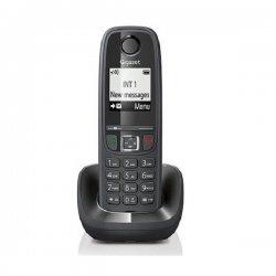 Gigaset AS405 Black Ασύρματο Τηλέφωνο EU