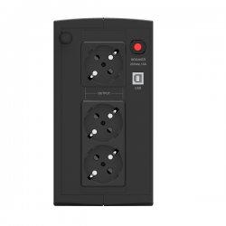 Powerwalker UPS VI 1000 SB(PS) - 1000VA / 600W - Line Interactive 10121068