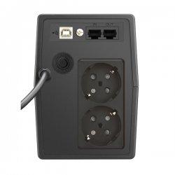 Powerwalker UPS VI 600 SCL (PS) - 600VA / 360W - Line Interactive 10121139